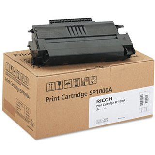 Ricoh 413460 Toner Cartridge - Ricoh Genuine OEM (Black)
