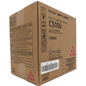 Ricoh 828352 Toner Cartridge - Ricoh Genuine OEM (Magenta)