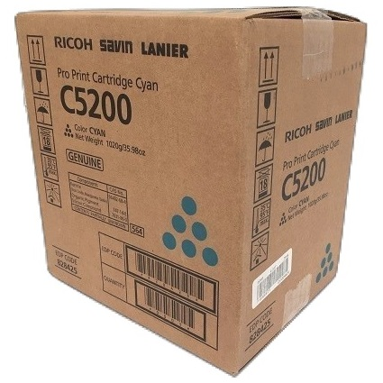 Ricoh 828425 Toner Cartridge - Ricoh Genuine OEM (Cyan)