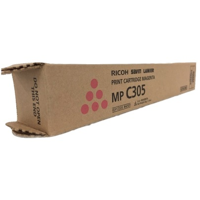 Ricoh 841596 Toner Cartridge - Ricoh Genuine OEM (Magenta)