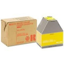 Ricoh 888341 Toner Cartridge - Ricoh Genuine OEM (Yellow)