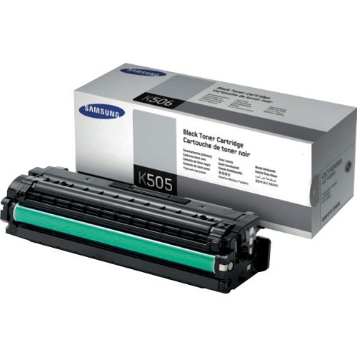 CLT-K505L Toner Cartridge - Samsung Genuine OEM (Black)
