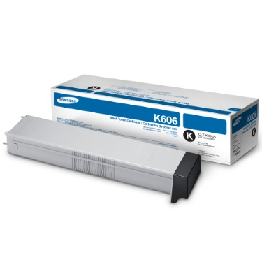 CLT-K606S Toner Cartridge - Samsung Genuine OEM (Black)