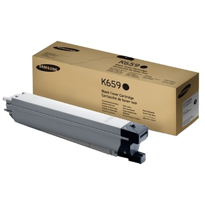 CLT-K659S Toner Cartridge - Samsung Genuine OEM (Black)
