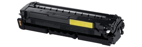 CLT-Y503L Toner Cartridge - Samsung Compatible (Yellow)
