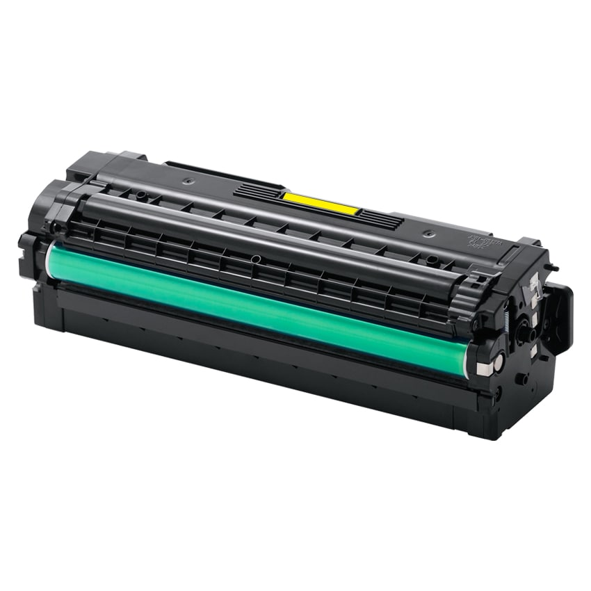 CLT-Y506L Toner Cartridge - Samsung Remanufactured (Yellow)