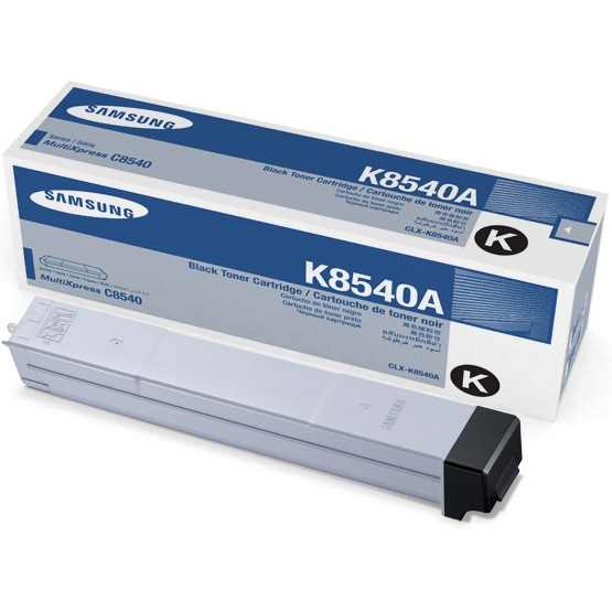 CLX-K8540A Toner Cartridge - Samsung Genuine OEM (Black)