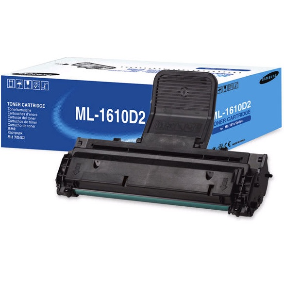 ML-1610D2 Toner Cartridge - Samsung Genuine OEM (Black)