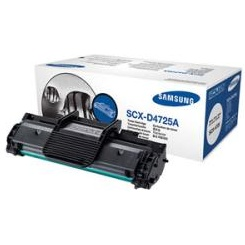 SCX-D4725A Toner Cartridge - Samsung Genuine OEM (Black)