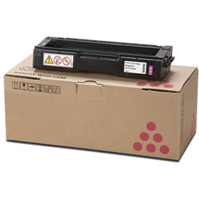 Savin 406346 Toner Cartridge - Savin Genuine OEM (Magenta)