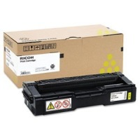 Savin 406478 Toner Cartridge - Savin Genuine OEM (Yellow)