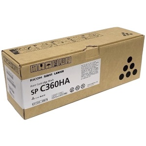 Savin 408176 Toner Cartridge - Savin Genuine OEM (Black)