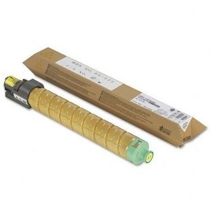 Savin 821106 Toner Cartridge - Savin Genuine OEM (Yellow)