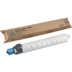Savin 841423 Toner Cartridge - Savin Genuine OEM (Cyan)