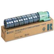 Savin 888607 Toner Cartridge - Savin Genuine OEM (Cyan)