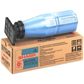 ARC25NT6 Toner Cartridge - Sharp Genuine OEM (Cyan)