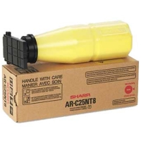 ARC25NT8 Toner Cartridge - Sharp Genuine OEM (Yellow)