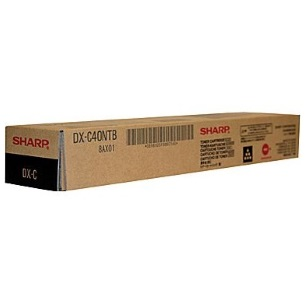 DX-C40NTB Toner Cartridge - Sharp Genuine OEM (Black)