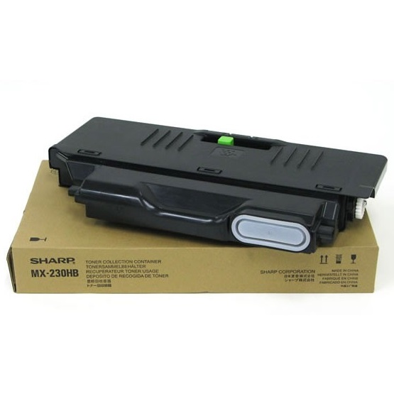 MX-230HB Waste Toner Container - Sharp Genuine OEM