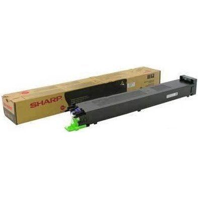 MX-23NTBA Toner Cartridge - Sharp Genuine OEM (Black)