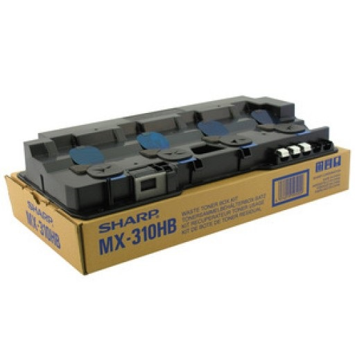 MX-310HB Waste Toner Box - Sharp Genuine OEM