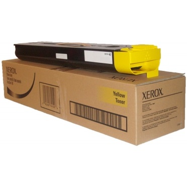 006R01386 Toner Cartridge - Xerox Genuine OEM (Yellow)
