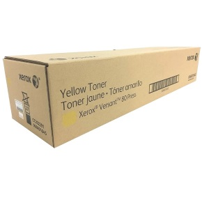 006R01645 Toner Cartridge - Xerox Genuine OEM (Yellow)