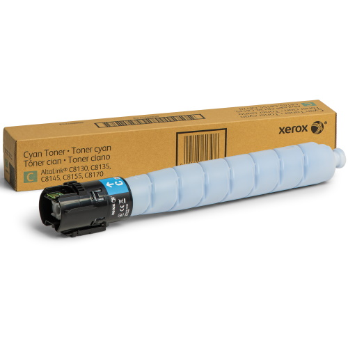 006R01747 Toner Cartridge - Xerox Genuine OEM (Cyan)