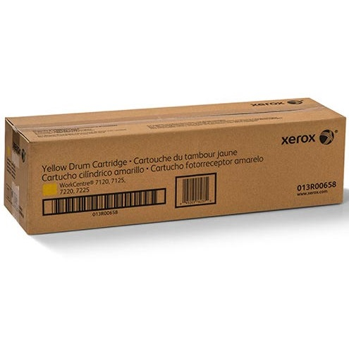 013R00658 Imaging Drum - Xerox Genuine OEM (Yellow)