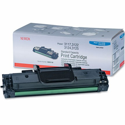 106R01159 Toner Cartridge - Xerox Genuine OEM (Black)