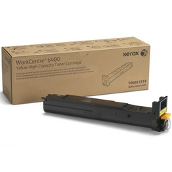 106R01319 Toner Cartridge - Xerox Genuine OEM (Yellow)