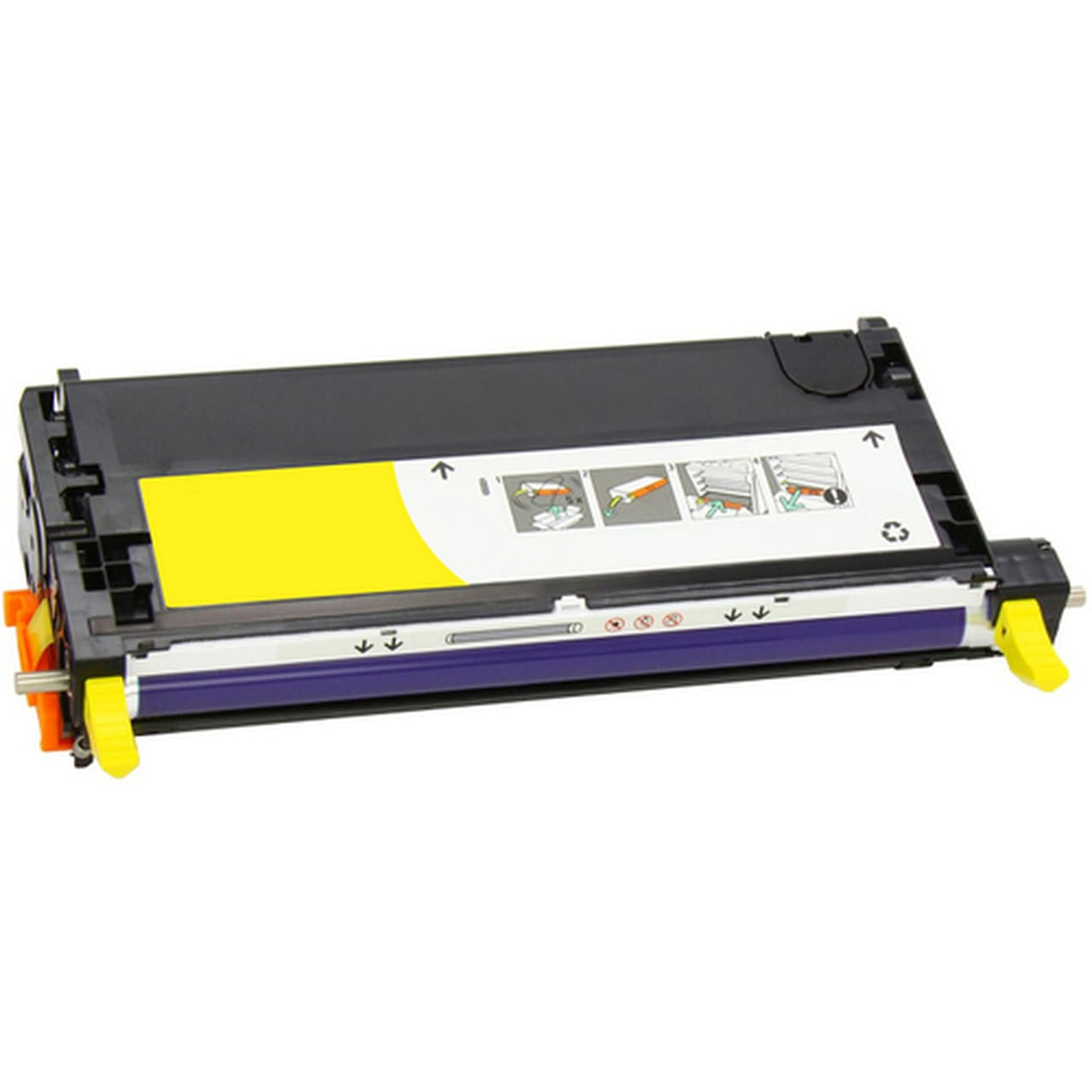 106R01394 Toner Cartridge - Xerox Remanufactured (Yellow)