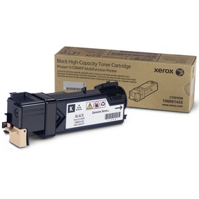 106R01455 Toner Cartridge - Xerox Genuine OEM (Black)