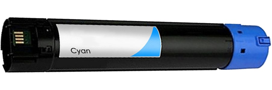 106R01507 Toner Cartridge - Xerox Remanufactured (Cyan)