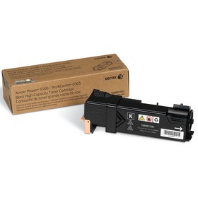 106R01597 Toner Cartridge - Xerox Genuine OEM (Black)
