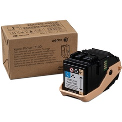 106R02599 Toner Cartridge - Xerox Genuine OEM (Cyan)