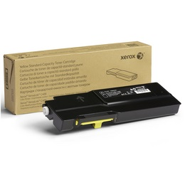 106R03501 Toner Cartridge - Xerox Genuine OEM (Yellow)