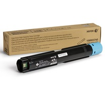 106R03740 Toner Cartridge - Xerox Genuine OEM (Cyan)