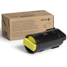 106R03868 Toner Cartridge - Xerox Genuine OEM (Yellow)