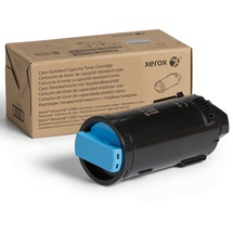 106R03916 Toner Cartridge - Xerox Genuine OEM (Cyan)