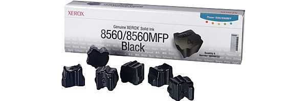 108R00727 Solid Ink Sticks - Xerox Genuine OEM (Black)