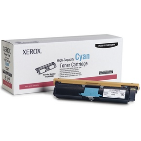 113R00693 Toner Cartridge - Xerox Genuine OEM (Cyan)