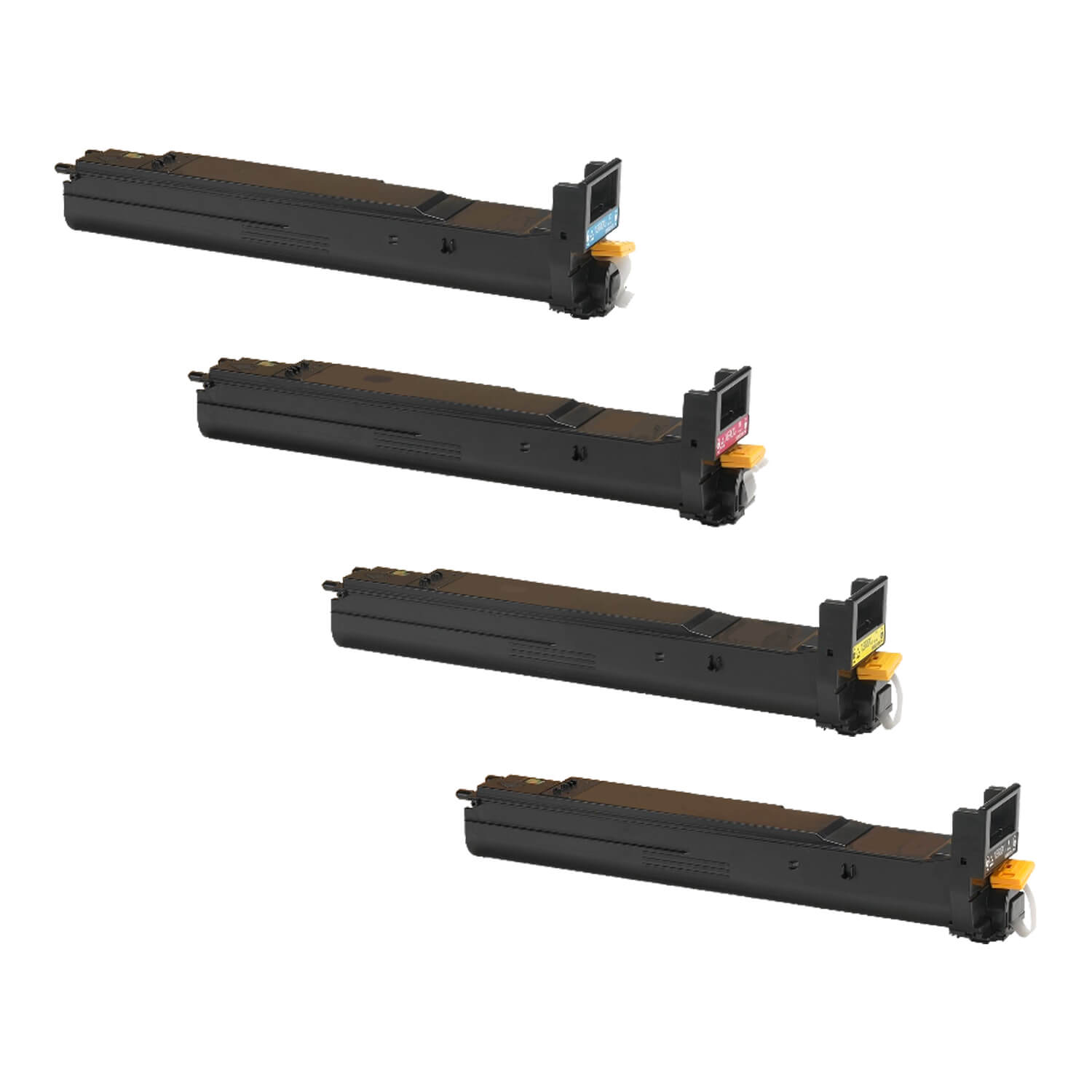Compatible Xerox 6400 Toner High Capacity Pack - 4 Cartridges