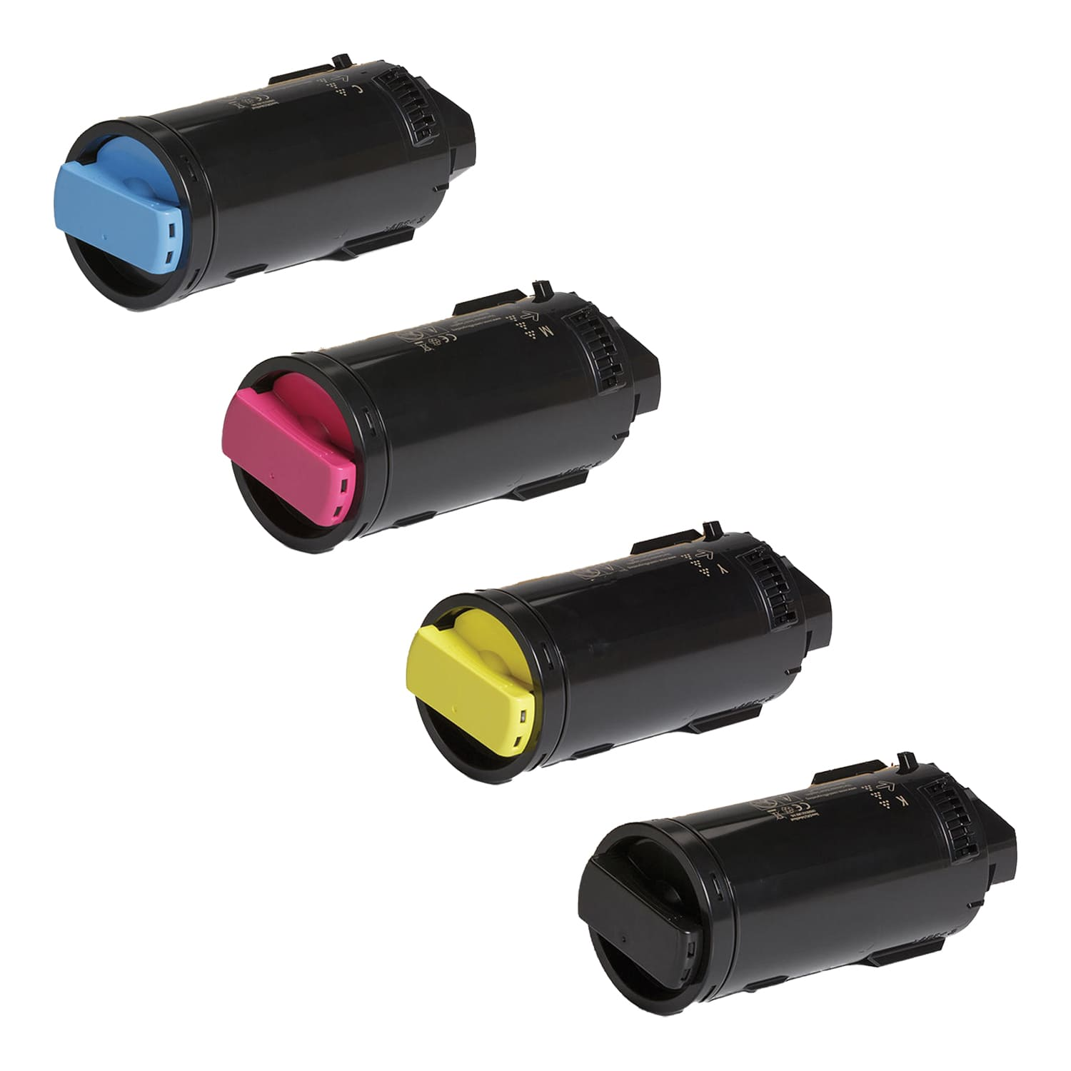 Compatible Xerox C500-C505 Toner Extra High Capacity Pack - 4 Cartridges